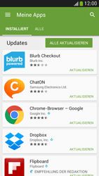 Samsung Galaxy S 4 LTE - Apps - Nach App-Updates suchen - Schritt 6