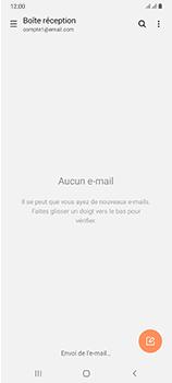 Samsung Galaxy A70 - E-mails - Envoyer un e-mail - Étape 21