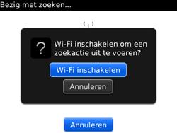 BlackBerry 9300 Curve 3G - wifi - handmatig instellen - stap 7