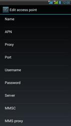 HTC Desire 516 - Internet - Manual configuration - Step 10