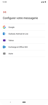 Nokia 6.2 - E-mail - 032c. Email wizard - Outlook - Étape 7