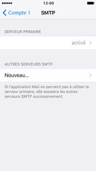 Apple iPhone 5s iOS 10 - E-mail - configuration manuelle - Étape 21