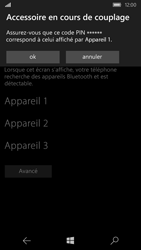 Microsoft Lumia 550 - Bluetooth - connexion Bluetooth - Étape 10
