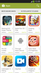 Samsung I9195 Galaxy S IV Mini LTE - apps - app store gebruiken - stap 11