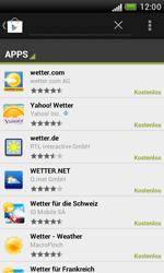 HTC Desire X - Apps - Herunterladen - 13 / 25