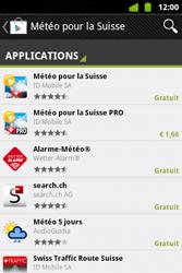 Alcatel OT-983 - Applications - Installation d