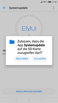 Huawei Mate 9 - Software - Installieren von Software-Updates - Schritt 5