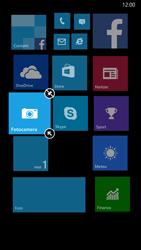 Nokia Lumia 930 - Operazioni iniziali - Personalizzazione della schermata iniziale - Fase 7