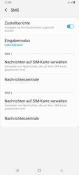 Samsung Galaxy A80 - SMS - Manuelle Konfiguration - Schritt 10