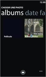 Nokia Lumia 710 - E-mail - Envoi d