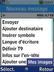 LG G359 - Contact, Appels, SMS/MMS - Envoyer un MMS - Étape 13