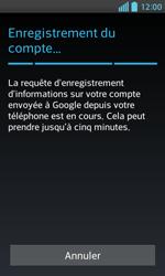 LG Optimus L5 II - Premiers pas - Créer un compte - Étape 23
