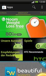 HTC Desire X - Apps - Konto anlegen und einrichten - 17 / 18