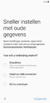 Samsung galaxy-a6-sm-a600fn-ds-android-pie - Instellingen aanpassen - Nieuw toestel instellen - Stap 8