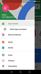 Huawei P10 - Apps - Nach App-Updates suchen - Schritt 5