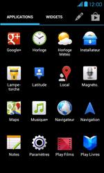 Bouygues Telecom Bs 401 - Sécuriser votre mobile - Activer le code de verrouillage - Étape 3