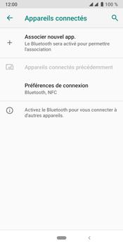 Crosscall Core X4 - Internet et connexion - Connexion avec un équipement multimédia via Bluetooth - Étape 6