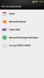 HTC One - E-mail - handmatig instellen - Stap 5