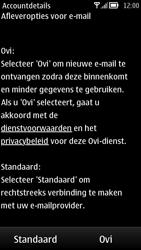 Nokia 700 - E-mail - handmatig instellen - Stap 11