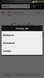 HTC Desire 601 - Internet - Internetten - Stap 8