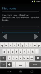 Sony Xperia Z1 Compact - Applicazioni - Configurazione del negozio applicazioni - Fase 6
