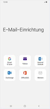 Samsung Galaxy A50 - E-Mail - Konto einrichten - Schritt 6