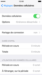 Apple iPhone 5 iOS 10 - Internet et roaming de données - Configuration manuelle - Étape 6