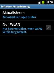 Samsung S5360 Galaxy Y - Software - Update - Schritt 14