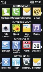 LG GD510 Pop - SMS - Handmatig instellen - Stap 3
