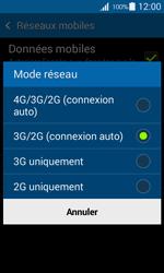 Samsung G357 Galaxy Ace 4 - Réseau - Changer mode réseau - Étape 7