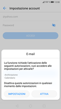 Huawei Mate 9 - E-mail - 032b. Email wizard - Yahoo - Fase 5