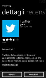 Nokia Lumia 820 / Lumia 920 - Applicazioni - Configurazione del negozio applicazioni - Fase 7