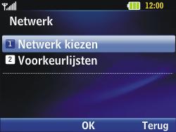 LG C320 InTouch Lady - netwerk en bereik - gebruik in binnen- en buitenland - stap 6