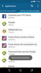 HTC One M9 - Applications - Comment désinstaller une application - Étape 8