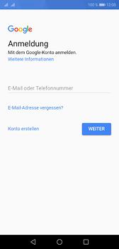 Huawei P20 - E-Mail - Konto einrichten (gmail) - Schritt 8