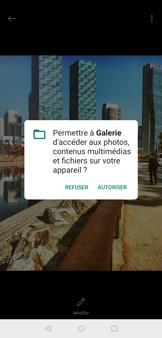 OnePlus 7 - Photos, vidéos, musique - Prendre une photo - Étape 14