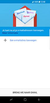 Samsung Galaxy S8 - E-mail - e-mail instellen (gmail) - Stap 6