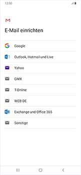 Samsung Galaxy A50 - E-Mail - Konto einrichten (gmail) - Schritt 8