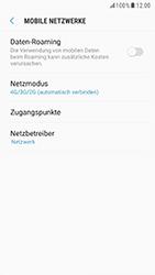 Samsung Galaxy S6 (G920F) - Android Nougat - Netzwerk - Netzwerkeinstellungen ändern - Schritt 6