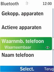 Nokia X2-00 - bluetooth - aanzetten - stap 7