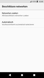 Sony Xperia X Compact - Android Oreo - Netwerk - gebruik in het buitenland - Stap 10