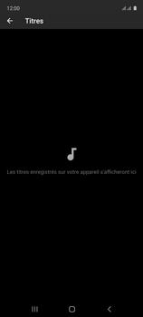 Samsung Galaxy A51 - Photos, vidéos, musique - Ecouter de la musique - Étape 8