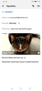Huawei mate-20-pro-dual-sim-lya-l29 - E-mail - Bericht met attachment versturen - Stap 15