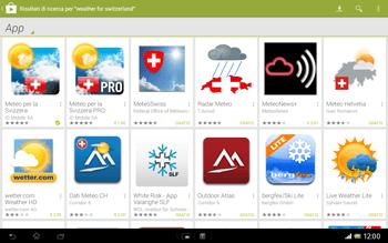 Sony Xperia Tablet Z LTE - Applicazioni - Installazione delle applicazioni - Fase 17