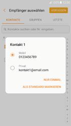 Samsung Galaxy A3 (2017) - MMS - Erstellen und senden - 1 / 1