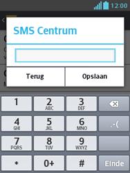 LG E430 Optimus L3 II - SMS - handmatig instellen - Stap 8