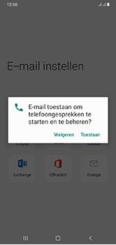 Samsung Galaxy A10 - e-mail - handmatig instellen - stap 10
