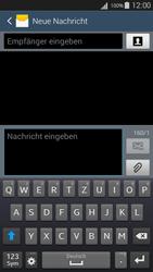 Samsung Galaxy S III Neo - MMS - Erstellen und senden - 0 / 0