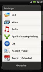 HTC One V - MMS - Erstellen und senden - 11 / 18