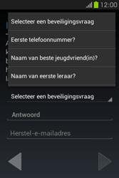 Samsung S6810P Galaxy Fame - apps - account instellen - stap 15